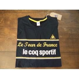 Collection Tour De France Tenue Officielle T-Shirt Homme Le Coq Sportif Taille Xxl Collector