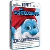 Les Schtroumpfs - Blu-Ray + Dvd - �dition Bo�tier M�tal Futurepak de Raja Gosnell