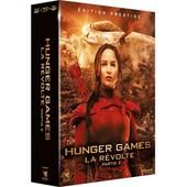 Hunger Games - La R�volte : Partie 2 - �dition Prestige Combo Blu-Ray3d + Blu-Ray+ Dvd de Lawrence Francis