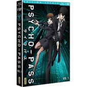 Psycho-Pass - Saison 1, Vol. 1 - �dition L�tale Blu-Ray+ Dvd de Katsuyuki Motohiro