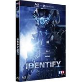 Identify - �dition Bo�tier Steelbook - Blu-Ray de Steven Gomez