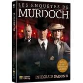 Les Enqu�tes De Murdoch - Saison 8 - Blu-Ray de Deborah Chow