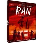 Ran - Version Restaur�e 4k - Blu-Ray de Akira Kurosawa
