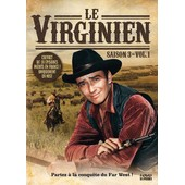 Le Virginien - Saison 3 - Volume 1 de Don Richardson