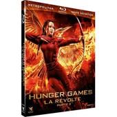 Hunger Games - La R�volte : Partie 2 - Blu-Ray de Lawrence Francis