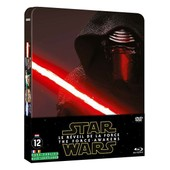 Star Wars : Le R�veil De La Force - Blu-Ray + Blu-Ray Bonus + Dvd - �dition Bo�tier Steelbook de J.J. Abrams