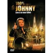 Johnny Hallyday - 100% Johnny, Live � La Tour Eiffel de G�rard Pullicino