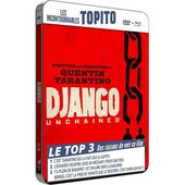 Django Unchained - Blu-Ray + Dvd - �dition Bo�tier M�tal Futurepak de Quentin Tarantino