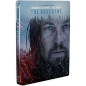 The Revenant - �dition Limit�e Bo�tier Steelbook - Blu-Ray de Alejandro Gonz�lez I��rritu