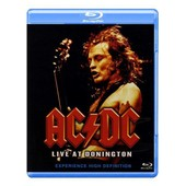 Ac/Dc - Live At Donington - Blu-Ray de David Mallet