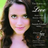 The Power Of Love - Arias From H�ndel Operas - Amanda Forsythe