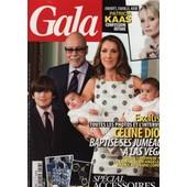 Gala / 16-03-2011 N�927 : Celine Dion (10p) - Patricia Kaas (4p) - Amaury Vassili (2p)