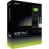 Sony Acid Pro 7 Logiciel De Production