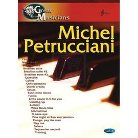 MusicSales - Great Musicians Series - Michel Petrucciani