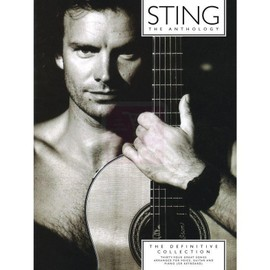 MusicSales - Sting Anthology - The Definitive Collection