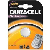 Duracell Cr1220 Pile Bouton Lithium
