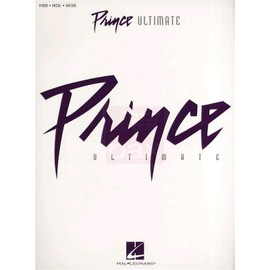 Hal Leonard - Prince: Ultimate (PVG)