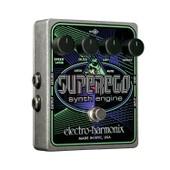 Electro Harmonix Super Ego Synth Engine P�dale D'effet Synth�tiseur Pour Guitare