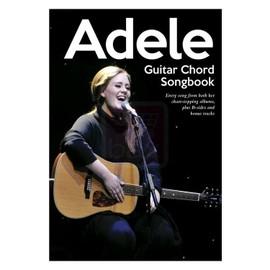 Hal Leonard Adele Guitar Chord Songbook