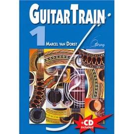 6stringmusic Guitar Train vol. 1 + CD (néerlandais)