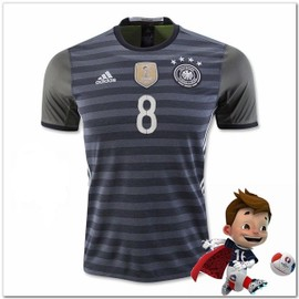 Maillot Adidas Euro 2016 Allemagne N�8 Ozil
