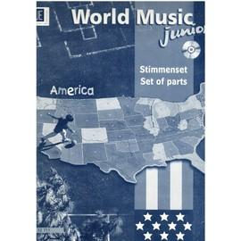 World music Junior UE32711 America