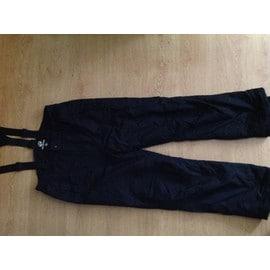 Pantalon Ski Go Sport Berlis Pantalon Noir Xl Polyester Xl Noir