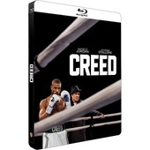 Creed - �dition Bo�tier Steelbook - Blu-Ray de Ryan Coogler