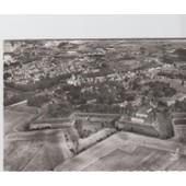 80 - Doullens - En Avion Au Dessus De ....La Citadelle