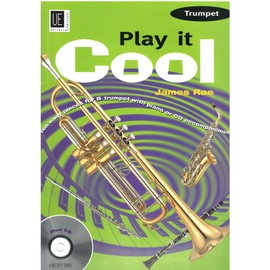 Play it Cool Trumpet , James RAE