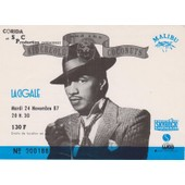 Billet Concert Kid Creole And The Coconuts La Cigale 24/11/87