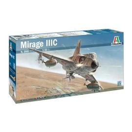 Maquette Avion : Mirage Iiic