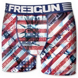 Boxer Freegun Gar�on En Microfibre