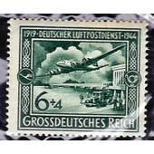 6+4 Pfennig Deutscher Luftpostdienst 1944 (Grossdeutsches Reich)