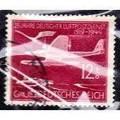 12+8 Pfennig Deutscher Luftpostdienst 1944 (Grossdeutsches Reich)