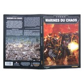 Warhammer 40,000 : Codex Marines Du Chaos
