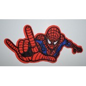 �cusson Patch Thermocollant Brode Spider Man R�f C Spiderman