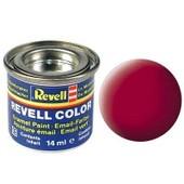 Peinture Enamel N� 36 - Rouge Carmin - 14 Ml - Mat