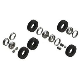 Maquette accessoires camion : Jantes et nouveaux pneus Europe