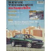 Revue Technique Automobile Opel Vectra Depuis 96 Diesel