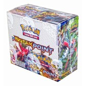 Display Scell� De 36 Boosters Pokemon Us Rupture Turbo/Breakpoint