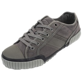 46024944aaed Chaussures Basses Toile Tbs Crocky Fonte Canvas Gris 79695