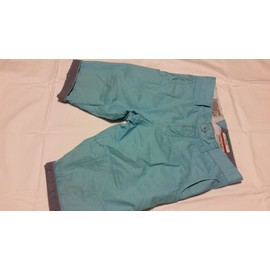 Short Long Bleu Turquoise Taille 38 (Us 28-29)