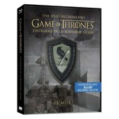 Game Of Thrones (Le Tr�ne De Fer) - Saison 4 - �dition Collector Bo�tier Steelbook + Magnet - Blu-Ray de D.B. Weiss