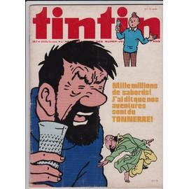 Tintin 31e Ann�e N� 5