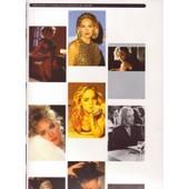 Calendrier 1995 Sharon Stone 7 Photos Sur 12