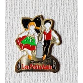 Pin's Fromage Munster Les Petits Amis