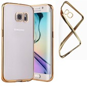 Coque Silicone Souple Galaxy Grand Prime Or