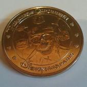 Lot De 6 Medailles Touristique Disney Paris Monais De Paris
