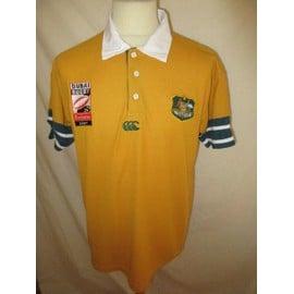 Maillot De Rugby 7 Dubai Australie Vintage 2007 Canterbury Taille L